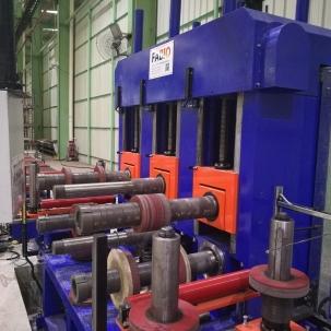 金属挤压机和铝型材挤压机上的知识