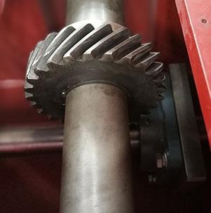 高精度斜齿轮传动