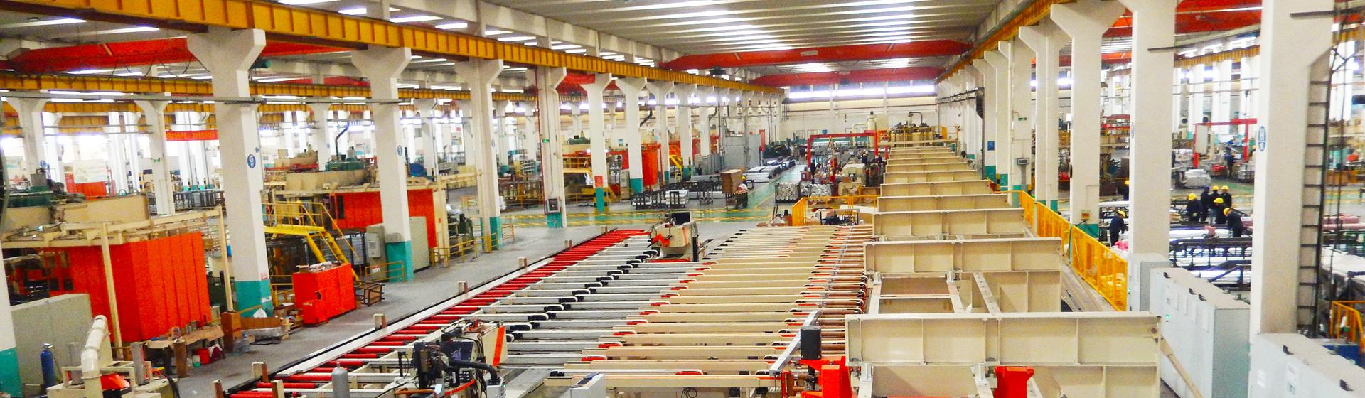 铝材挤压机厂家