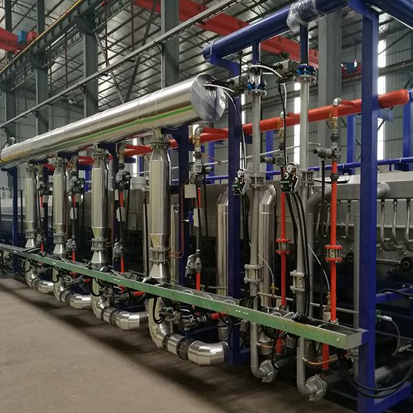 铝型材挤压机